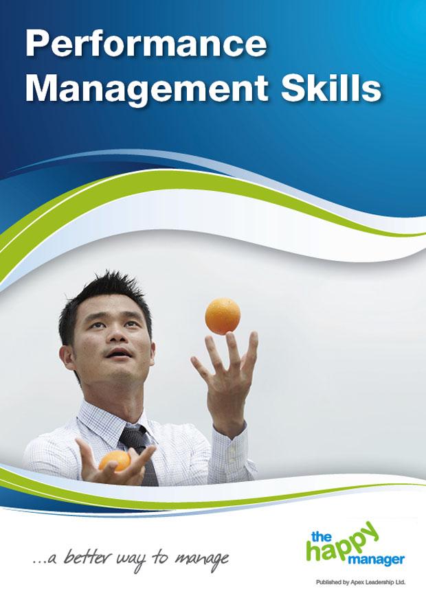 Performance Management Skills