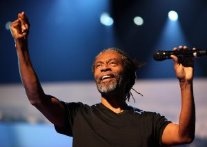 Bobby McFerrin: Don't worry, be happy!