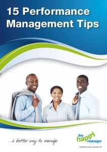 15 Performance Management Tips