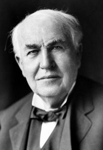 Thomas Edison: the essence of leadership