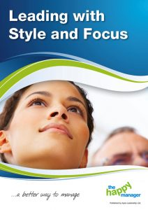 Leading with Style and Focus e-guide