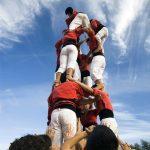 Characteristics of effective teamwork: castellers