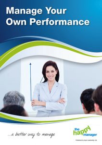 Manage Your Own Performance e-guide