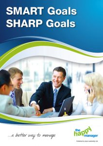 SMART Goals, SHARP Goals e-guide