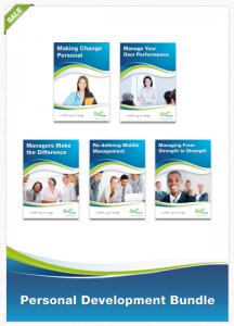 Personal Development e-guide bundle