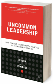 Leadership exercises in 'Uncommon Leadership'