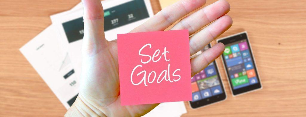 Goal Setting Activity