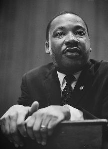 Dr Martin Luther King: famous leadership quote