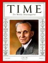 Henry Ford - leadership concept